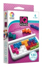 SmartGames IQ XOXO • Ages 6+ • $9.99