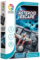 SmartGames Asteroid Escape™ • Ages 8+ • $14.99