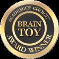 Academics' Choice Award • Brain Toy