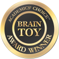 Academics' Choice Award • Brain Toy