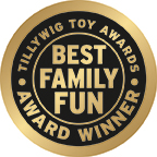 Tillywig Award Winner Best Family Fun 2019