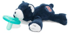 WubbaNub Boston Red Sox™ Bear