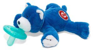 WubbaNub Chicago Cubs™ Bear