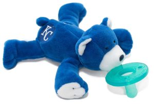 WubbaNub Kansas City Royals™ Bear