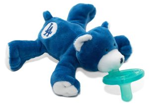 WubbaNub Los Angeles Dodgers™ Bear