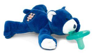 WubbaNub New York Mets™ Bear
