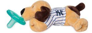 WubbaNub New York Yankees™ Pinstripe Puppy