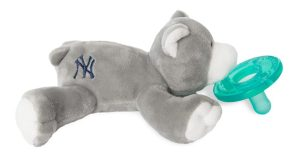 WubbaNub New York Yankees™ Bear