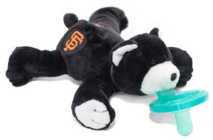 WubbaNub San Francisco Giants™ Bear