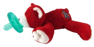 WubbaNub St. Louis Cardinals™ Bear