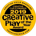 The judges at Creative Child Magazine just awarded both Power Blox™ Standard Set ($60.49) and Circuit Blox™ 59 ($21.99) with its 2019 Creative Play Of The Year Award.