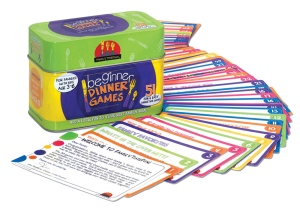 Beginner Dinner Games • $15.99 • Ages 3 & Up