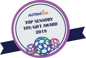 """Download our guide and take it to the store,"" recommended Autism Live host Shannon Penrod, a mom of a teen on the spectrum, during last year's holiday guide webcast. The 2019 Autism Live Toy & Gift Guide will be featured at www.Autism-Live.com starting November 1."