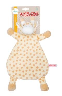 Buttercup Giraffe WubbaNub Lovey