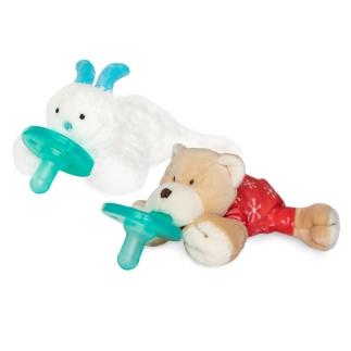 Little Yeti and PJ Baby Bear
