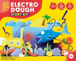 tech will save us-electro dough story kit