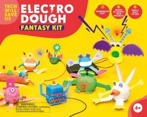 tech will save us-electro dough fantasy kit