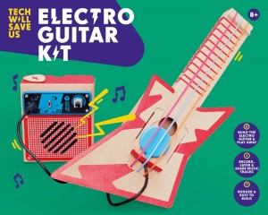 tech will save us-electro guitar kit