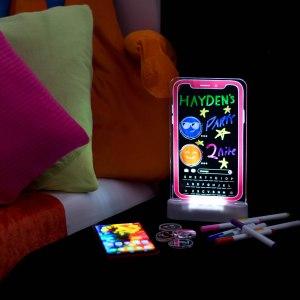 Snuggle Monster Hide & Seek Bedtime ($29.99) in Purple, Pink or Blue Monster shades