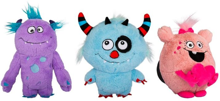 Snuggle Monster Hide & Seek Bedtime • All Ages • $29.99