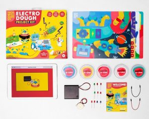 Electro Dough Projects Kit • $29.99 • Ages 4+