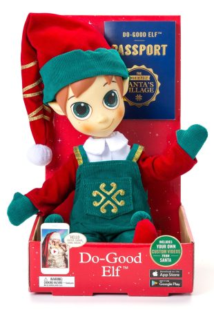 Portable North Pole Do-Good Elf • From $22.97