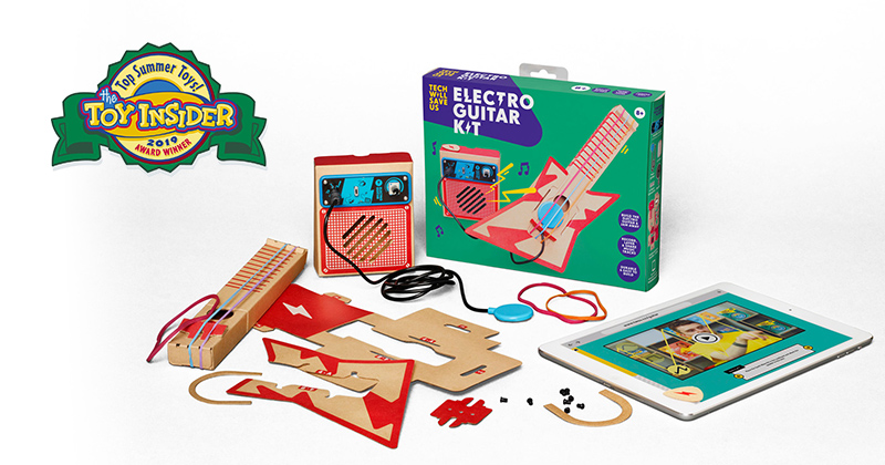 Tech Will Save Us Wows Fall 2019 Judges With Highest Honors For Arcade Coder, Electro Guitar, Plus Electro Dough Kits