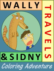 Wally & Sidny – Travels • $10 • Ages 12+
