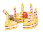 Vanilla Birthday Cake • Ages 2+ • $19.95