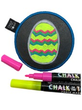 Chalk of the Town Patch • Ages 4+ • $9.95