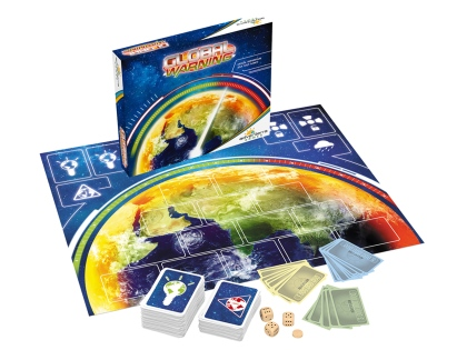 Global Warning • $24.95 • Ages 10+
