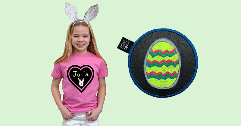 Chalk of the Town Easter 2020
