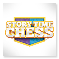 Story Time Chess • Ages 3+ • $49.99