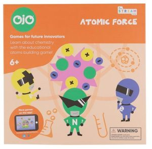 Atomic Force • Ages 6+ • $20.99