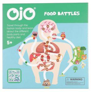 Food Battles • Ages 5+ • $19.99