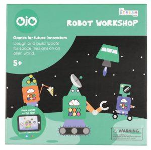 Robot Workshop • Ages 5+ • $19.99
