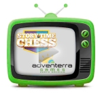 Local TV coverage featuring Adventerra Games and Story Time Chess on WITI-TV Milwauikee