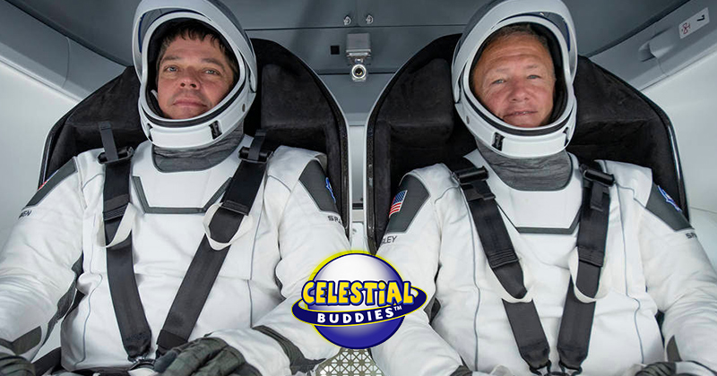 Amazing Space Travels Of One Celestial Buddy Is Being Chronicled By NASA