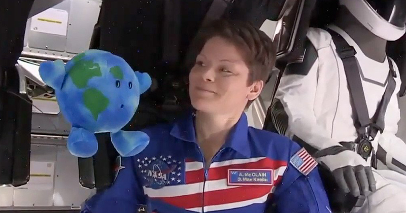 SPACE: THE FINAL FRONTIER FOR MAN AND PLUSH - Celestial Buddies Planetary Pal Found a Home On The International Space Station…Next, Your Child's Bedroom!