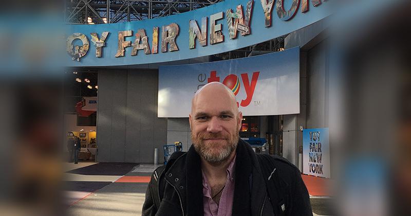 Matt Sweeny, PR & Social Media Manager, KidStuff PR