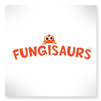 Fungisaurs fun STEM toy and AR app for kids