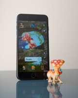Scan your Fungisaurs toys and bring them to life on Fungisaurs AR.