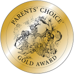 kontu STEM blocks are a winner of the Parents' Choice FOundation Gold Award Seal of Approval