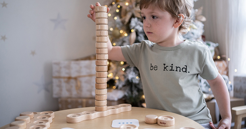 Kantu Magnetic Wooden 'Block' Kits Make This Season's Toy Honor Roll With Parents' Choice Gold Plus ASTRA Best Toys For Kids 2020 Finalist