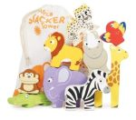 Africa Stacker & Bag • $19.95 • Ages 18 months+