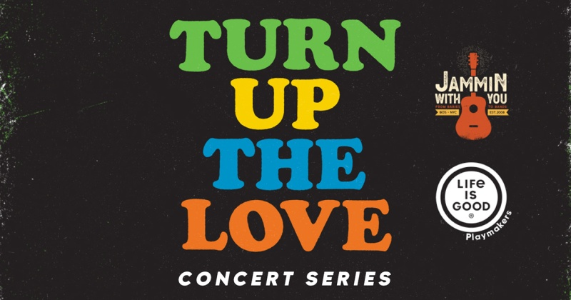 GOOD VIBRATIONS: JAMMIN WITH YOU INVITES THE WHOLE FAMILY TO TURN UP THE LOVE EVERY FRIDAY