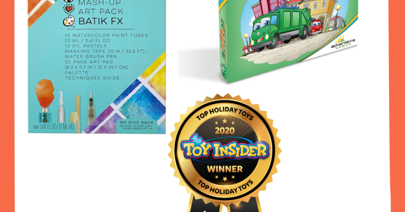 Congrats to Adventerra Games and iHeartArt