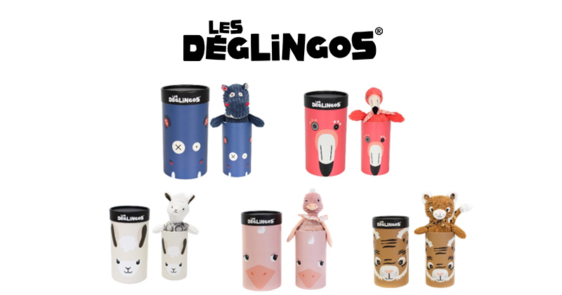 BELOVED BY GLOBE-TROTTING CELEBS, SAY BONJOUR TO LES DÉGLINGOS WHIMSICAL CORDUROY PALS