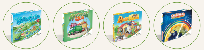 Eco Board Games from Adventerra Games