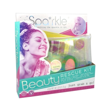 Sparkle_Beauty Rescue Kit box SPA-07e